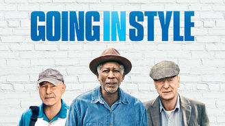 Is Going in Style on Netflix Netherlands?