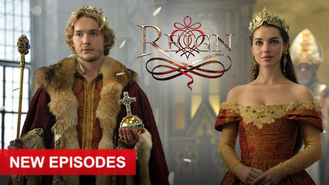 Netflix box art for Reign - Season 4