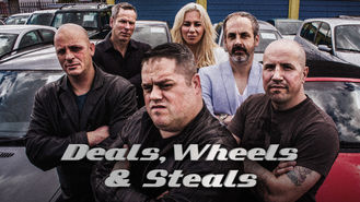 Netflix box art for Deals, Wheels and Steals - Season 1
