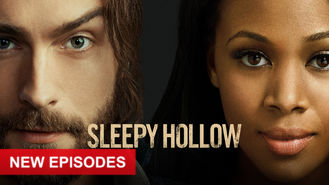 Netflix Box Art for Sleepy Hollow - Season 4