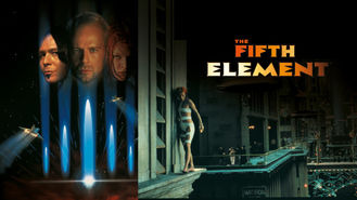 Netflix box art for The Fifth Element