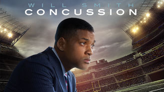 Netflix box art for Concussion