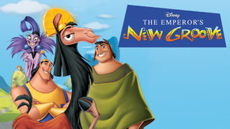 Netflix box art for The Emperor's New Groove