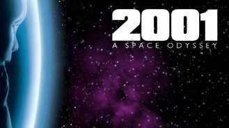 Netflix box art for 2001: A Space Odyssey