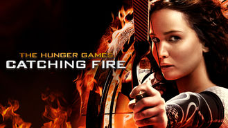 Netflix box art for The Hunger Games: Catching Fire