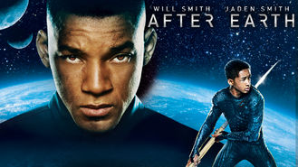 Netflix box art for After Earth